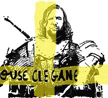 House Clegane: The World is Built by Killers by Travis Martin