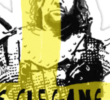 House Clegane: The World is Built by Killers Sticker