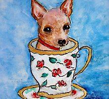 Teacup... by Robin Monroe