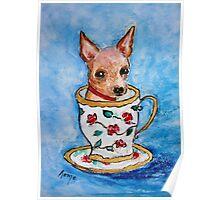 Teacup... Poster