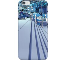 Granville Island iPhone Case/Skin