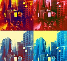 Warhol's Skyline by edeuley