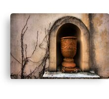 Touch of Tuscany Canvas Print