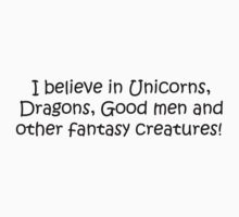 Unicorns and Dragons by Sharon Stevens