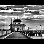 St Kilda Kiosk by Samantha Cole-Surjan