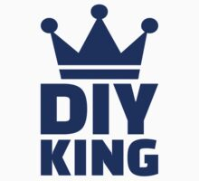 DIY King Kids Tee