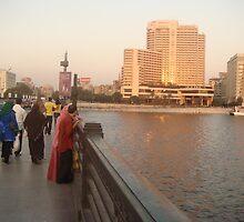 Kasr El-Nile Brigde 2 by Mondy