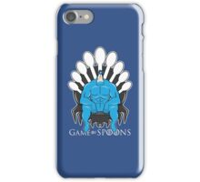 Game of Spoons iPhone Case/Skin
