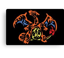 Pokemon - Charizard  Canvas Print