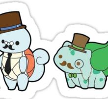 Pokemon - Mustache Sticker