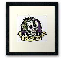 The Bio-Exorcist Framed Print