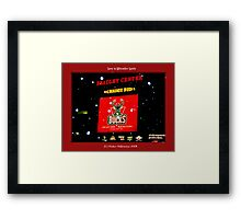 Snow in Milwaukee Sports Framed Print