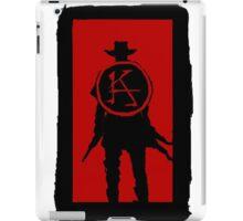 Ka is a wheel iPad Case/Skin