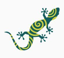 Green gecko Kids Clothes