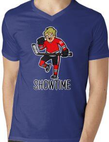 Showtime Mens V-Neck T-Shirt