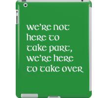 The Notorious Mcgregor iPad Case/Skin