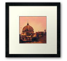 Flinders Street Station - Melbourne, Victoria, Australia Framed Print
