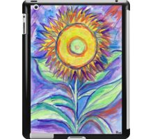 Flagler Beach Sunflower iPad Case/Skin