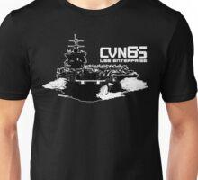 USS Enterprise CVN-65 Unisex T-Shirt