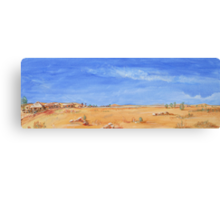 Outback! Canvas Print