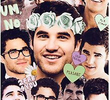 Darren Criss by Beatlemily