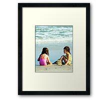 Friends Forever © Framed Print