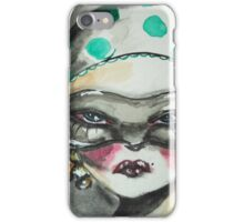 Gloria Gilbert iPhone Case/Skin