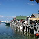 Fishtown Festivities by Monnie Ryan