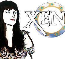 Xenaliscious Artwork by xenalive