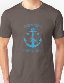 California & the Open Sea T-Shirt