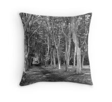 Woodlands Throw Pillow