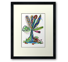 Tree of Life #14 Framed Print