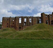 Kenilworth Castle by emele
