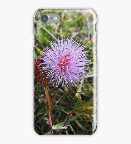 Macro Fireball iPhone Case/Skin