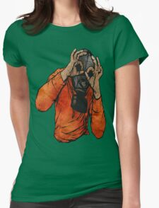 I See You Womens Fitted T-Shirt
