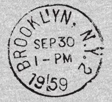 Brooklyn! by jdbruegger