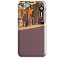 Gastown - Steam Clock iPhone Case/Skin