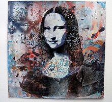 Mona Lisa (Study) by Tobiasthegr8