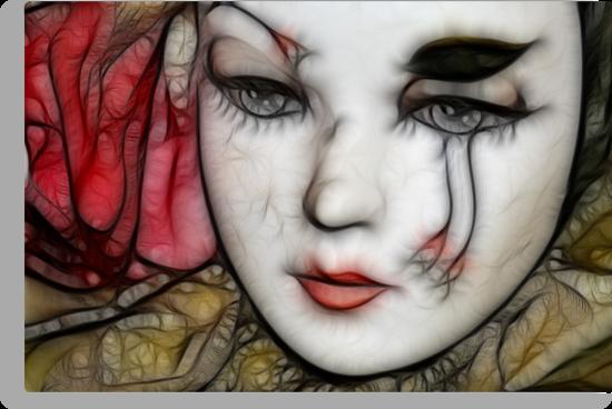 The Art Of The Face by Deborah  Benoit
