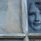 face at the window by Wilko