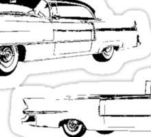 1955 Cadillac Sticker