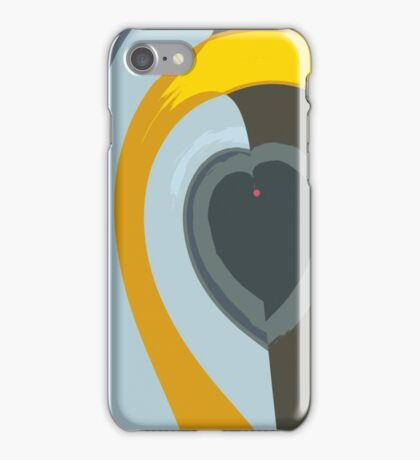 Shapes Abstract iPhone Case/Skin