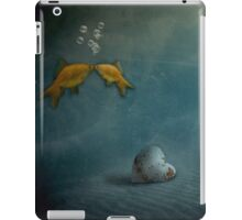 Follow you follow me iPad Case/Skin