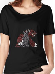 Groudon Women's Relaxed Fit T-Shirt