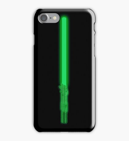 Neo´s Lightsaber iPhone Case/Skin