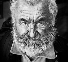 European Portraits No. 1 by Lasse Damgaard