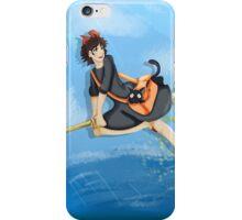 A Delightful Witch Named Kiki iPhone Case/Skin