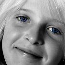 BLUE EYES, BABY'S GOT BLUE EYES by Squealia