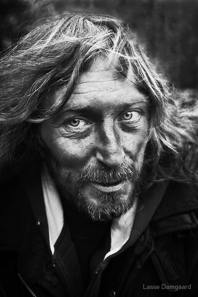 European Portraits No. 4 by Lasse Damgaard