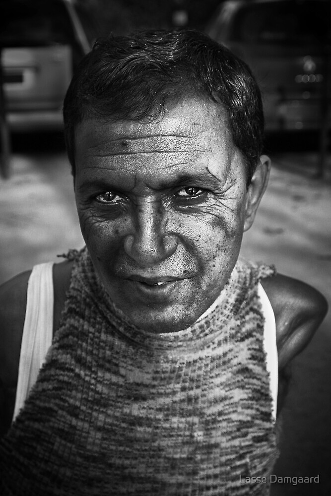 European Portraits No. 5 by Lasse Damgaard